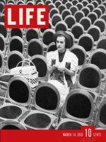 Life Magazine, March 14, 1938 - Jane Froman