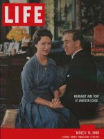 Life Magazine, March 14, 1960 - Royal engagement
