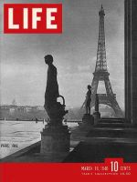 Life Magazine, March 18, 1946 - Paris