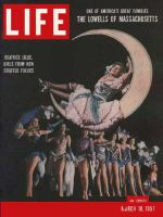 Life Magazine, March 18, 1957 - Bea Lillie and Company