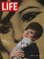 Life Magazine, March 18, 1966 - Barbra Streisand