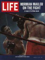 Life Magazine, March 19, 1971 - Frazier pounds Ali, boxing