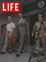 Life Magazine, March 20, 1964 - Henry Cabot Lodge in Vietnam
