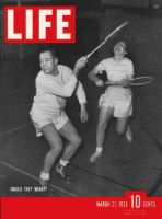 Life Magazine, March 21, 1938 - Marriage clinic