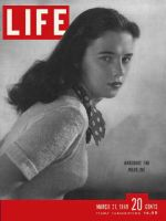 Life Magazine, March 21, 1949 - Teen's wardrobe