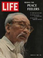 Life Magazine, March 22, 1968 - Ho Chi Minh