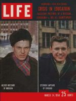Life Magazine, March 24, 1958 - Two school system