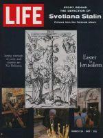 Life Magazine, March 24, 1967 - Composite: Easter in Jerusalem