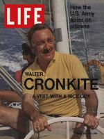Life Magazine, March 26, 1971 - Walter Cronkite