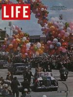 Life Magazine, March 27, 1964 - Charles de Gaulle in Mexico