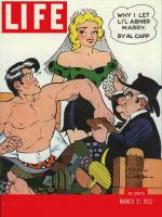 Life Magazine, March 31, 1952 - L'il Abner
