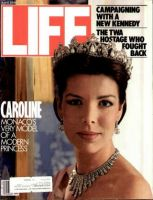 Life Magazine, April 1, 1986 - Princess Caroline