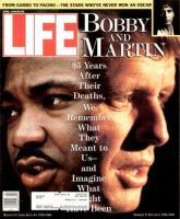 Life Magazine, April 1, 1993 - Martin Luther King and Robert F. Kennedy