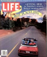 Life Magazine, April 1, 1994 - Best Vacation Places