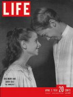 Life Magazine, April 3, 1950 - Broadway's The Innocents