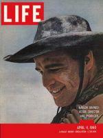 Life Magazine, April 4, 1960 - Marlon Brando