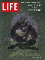 Life Magazine, April 4, 1969 - Sensuality in the arts