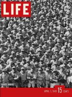 Life Magazine, April 5, 1948 - Dodgertown, baseball