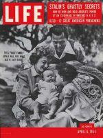 Life Magazine, April 6, 1953 - Lucy, Desi and kids