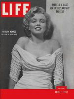 Life Magazine, April 7, 1952 - Marilyn Monroe