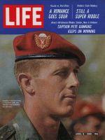 Life Magazine, April 8, 1966 - Captain Pete Dawkins