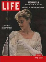Life Magazine, April 9, 1956 - Grace Kelly's swan song