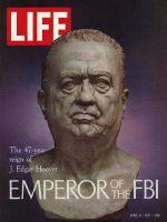 Life Magazine, April 9, 1971 - J. Edgar Hoover