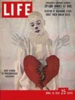 Life Magazine, April 14, 1958 - Gwen Verdon