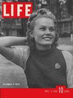 Life Magazine, April 15, 1940 - Training youth