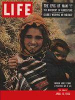 Life Magazine, April 16, 1956 - Berbers