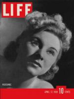 Life Magazine, April 17, 1939 - Hildegarde