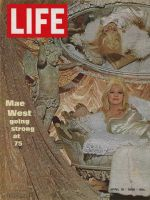 Life Magazine, April 18, 1969 - Mae West