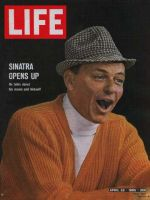 Life Magazine, April 23, 1965 - Frank Sinatra