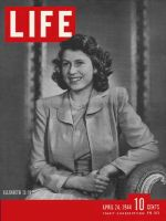Life Magazine, April 24, 1944 - Princess Elizabeth