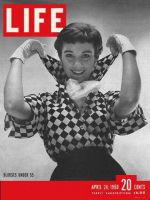 Life Magazine, April 24, 1950 - Blouses under $5