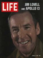 Life Magazine, April 24, 1970 - Astronaut Jim Lovell
