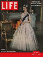 Life Magazine, April 27, 1953 - Queen Elizabeth
