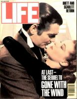Life Magazine, May 1, 1988 - Gone With The Wind, 2000 Covers