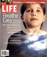 Life Magazine, May 1, 1997 - Breathing Easier, Asthama