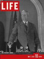 Life Magazine, May 2, 1938 - Vice-President John Garner