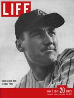 Life Magazine, May 2, 1949 - West Point star, baseball