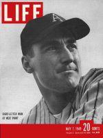 Life Magazine, May 2, 1949 - West Point star, baseball