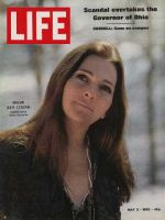 Life Magazine, May 2, 1969 - Singer Judy Collins