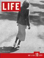 Life Magazine, May 3, 1937 - Jean Harlow