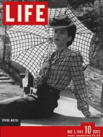 Life Magazine, May 3, 1943 - After-work fashions