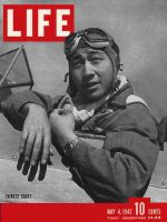 Life Magazine, May 4, 1942 - Chinese air cadet