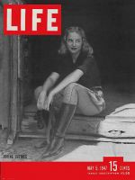 Life Magazine, May 5, 1947 - Woman in Riding outfits