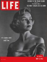 Life Magazine, May 5, 1952 - Diana Lynn