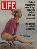 Life Magazine, May 5, 1972 - Gymnast Cathy Rigby