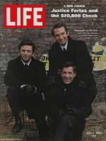 Life Magazine, May 9, 1969 - Peter Falk, Ben Gazzara, and John Cassavetes
